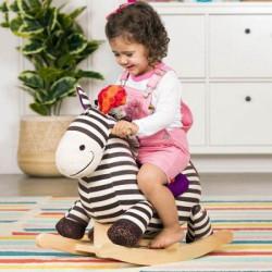 B toys plišana klackalica Zebra ( 312033 )