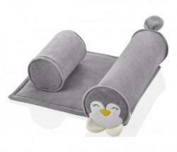 Babyjem podloga za pravilan polozaj bebe - sa sivim pingvinom ( 92-26792 )