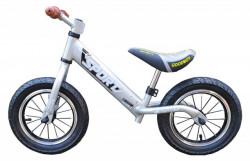 Balance Bike 751 Bicikl bez pedala za decu - Sivi