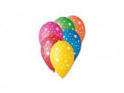 Basso luigi baloni zvezde 8 kom 30 cm ( BL16894 )