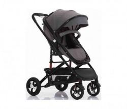 BBO Kolica za bebe sprinter - siva ( 808CSI )