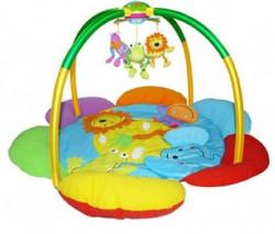 Biba Toys bebi gimnastika veseli drugari iz džungle ( 6350006 )
