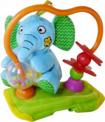 Biba Toys igračka za kolica slonče ( A016625 )
