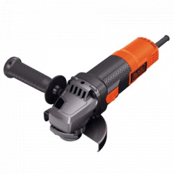 Black+Decker ugaona brusilica 900w, ploča 125 mm, 11.000 o/min ( BEG220 )