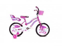 """BMX bicikl 16"""" Fantasy Ljubičasta"""