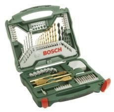 Bosch set burgija, bitova i nasadnih kljuceva 70 delova ( 2607019329 )