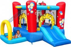 Bubble 4 in 1 Trambolina na naduvavanje sa spustom - Play centar ( 9214 )