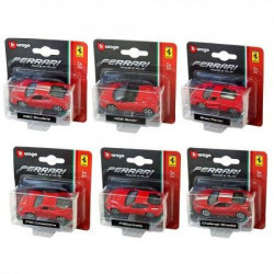 Burago ferrari r&p vehicles 1:64 ( BU56000 )
