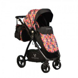 Cangaroo kolica Stefanie colorful ( CAN3648C )