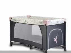 Cangaroo prenosivi krevetić ii nivoa star duo pink ( CAN8079 )