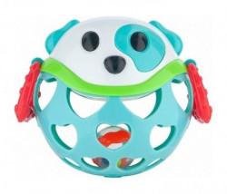 Canpol baby interaktivna igračka sa zvečkom - turquoise dog ( 79/101_tur )