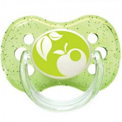 Canpol baby varalica charry silicone 0-6 months (1 pc) nature ( 22/410 )