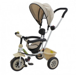 Capriolo Cool Baby Tricikl sa rotirajućim sedištem - braon ( 290094 )