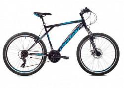 """Capriolo mtb Adrenalin 26""""/21ht crno-plavi bicikl ( 919432-20 )"""