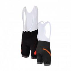 Capriolo odeća biciklističko odelo black/orange vel xl ( 282800-BX )