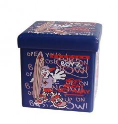 Childream Boyz tabure kutija 36cm x 36cm x 36cm dečiji ( 0181110 )