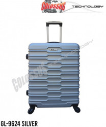 Colossus kofer putni gl-9624 silver ( 8606012417229 )
