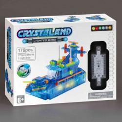 Crystal kocke Patrolni brod ( 31-831000 )