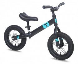 """Dečiji bicikl BALANCE BIKE 12"""" crna/tirkiz ( 540206 )"""