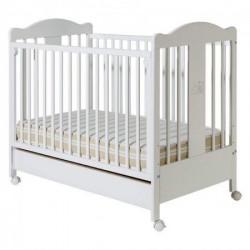 Dečiji krevetac - Tommy beli sa fiokom ( 045 )