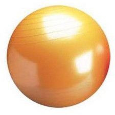Derex lopta za vežbanje pilates 65cm žuta ( 291352-Z )