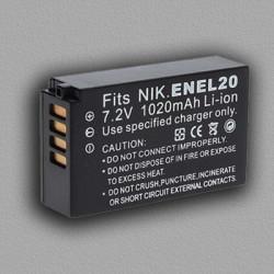 Digi Power EN-EL20 Li-Ion zamena za NIKON bateriju EN-EL20 ( 552 )