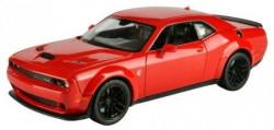 Dodge Challenger SRT HellCat 2018 metalni auto 1:24 ( 25/79350 )