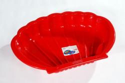 Dohany Peščanik 23x108x79 cm crveni ( 15-595000 )