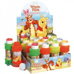 Dulcop duvalica Maxi Winnie the Pooh Bubbles 175ml ( 6091185 )