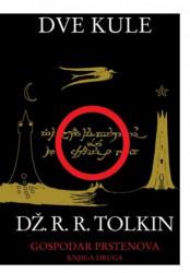 DVE KULE - Dž.R.R.TOLKIN - II knjiga - mek povez ( R0063 )
