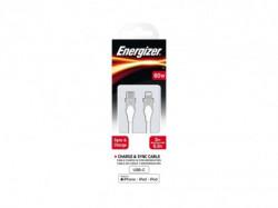 Energizer Lightning/USB Cable White 2m ( C61CLNKWH4 )