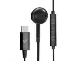Energy Sistem Smart 2 Type C Black bubice sa mikrofonom