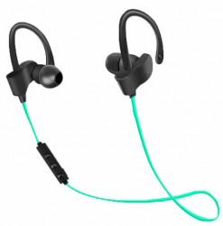 Esperanza EH188G slušalica bluetooth stereo crno/zelene