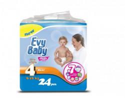 Evybaby pelene standard 4 Maxi 24kom ( A002782 )