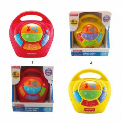 Fisher Price Moj prvi radio ( 61-924000 )