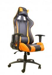 Gaming Chair e-Sport DS-042 Black/Orange ( DS-042 BO )