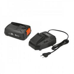 Gardena punjač za baterije i baterija 18v 2,5ah p4a set ( GA 14906-20 )