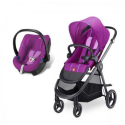 GB 2u1 kolica P-beli Air pink ( 108913 )
