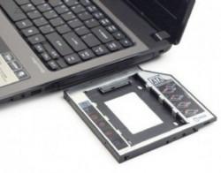 "Gembird fioka za montazu 2.5"" SSD/SATA HDD(do12.7mm) u 5.25"" leziste u Laptop umesto optike MF-95-02"