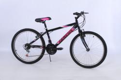 """Genesis Velvet 24""""/7 Bicikl Crno-roze ( BCK0302 )"""