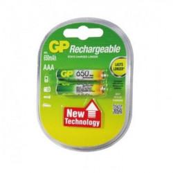 GP 65AAAHC-2UEC2 punjive baterije LR3 1.2 650MAH ( AAA65/Z )