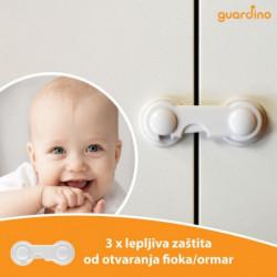 Guardino lepljiva zaštita od otvaranja fioka/ormar ( A046430 )