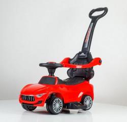 Guralica Auto model 460 sa zvučnim i svetlosnim efektima - Crvena