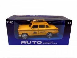 HK Mini igračka, automobil 1:32 - taxi ( A017824 )