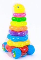 Hk Mini igračka dindolina na točkićima ( A015638 )