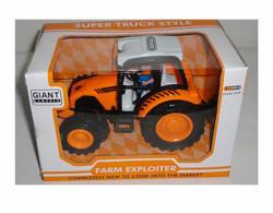 Hk Mini igračka traktor u kutiji ( A013647 )