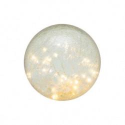 Home Dekorativna staklena kugla sa micro LED diodama ( GLG15 )