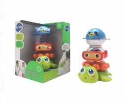 Huile toys igračka drugari za kupanje ( A017146 )
