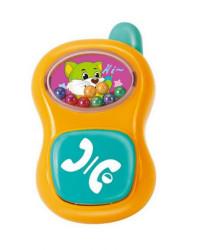 HuiLeToys Zvečka Mobil phone 3+ m. ( HT939-7 )