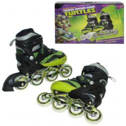 In line skates 31-34 TMNT ( 18-450000 )